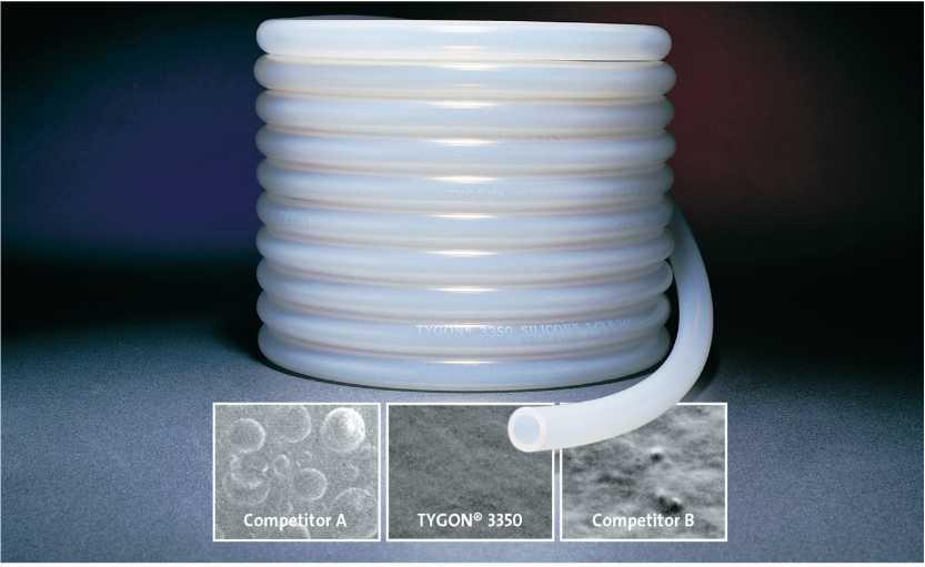 TYGON® 3350卫生级硅胶管